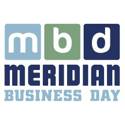 meridian business day logo
